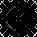 Clock Web Time Icon