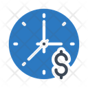 Time Deadline Clock Icon