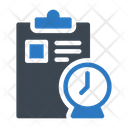 Deadline Clipboard Development Icon