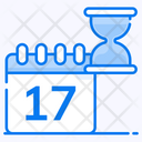Deadline Limit Time Target Time Icon