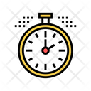 Watch Time Color Icon