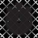 Clock Deadline Schedule Icon