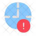 Pending Deadline Schedule Icon