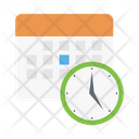 Deadline Appointment Calendar Icon