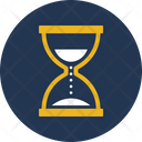 Deadline Egg Timer Hourglass Icon