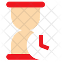 Hourglass Time Date Icon