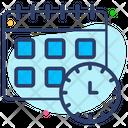 Deadline Calendar Date Icon