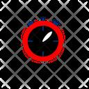 Deadline Schedule Clock Icon