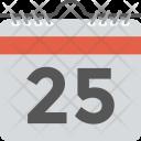 Date Calendar Due Icon
