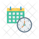 Deadline Calendar Date Icon