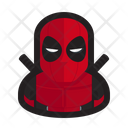 Deadpool Superhero X Men Icon