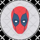 Deadpool Fictional Character Hero Icon