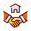 Deal Contract Agreement Icon