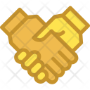 Deal Contract Partnership Icon