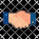 Agreement Treaty Congratulations Icon
