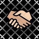 Handshake Partnership Commitment Icon