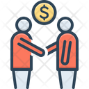 Deal Contract Bond Icon