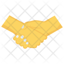 Deal Done Shakehand Icon