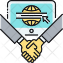 Deal Sites Agreement Deal Icon