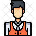 Dealer Consultant Salesman Icon