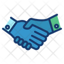 Dealing Deal Contract Icon