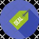 Deals Discount Tag Icon