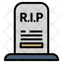 Death Death Rate Grave Icon