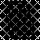 Death Covid Coronavirus Icon