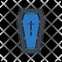 Death Dead Coffin Icon