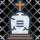 Death Decease Quietus Icon