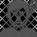 Man Death Dead Icon
