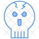 Death Ghost Scary Icon