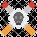 Death Addiction Nicotine Icon