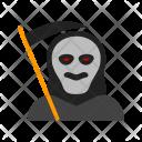 Death Scary Evil Icon