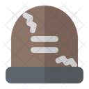 Death Tombstone Funeral Icon