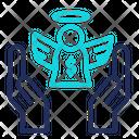 Death Benefit Dead Angle Icon