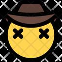 Death Cowboy Icon