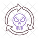 Death Cycle Icon