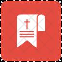 Death Document Icon