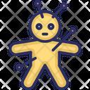 Death Doll Evil Doll Voodoo Icon