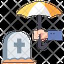 Iinsurance Death Death Insurance Death Icon