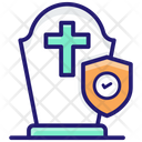 Death Insurance Death Funeral Icon