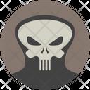 Death Mask Icon