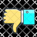 Deathlike Down Failure Icon