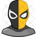 Deathstroke Villain Comic Icon