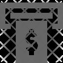 Debit Cash Dollar Icon