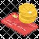 Debit Card Smart Card Master Card Icon