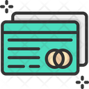 Credit Card Debit Card Payment Card Icon