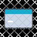 Bank Card Debit Icon