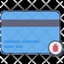 Debit Card Bug Icon